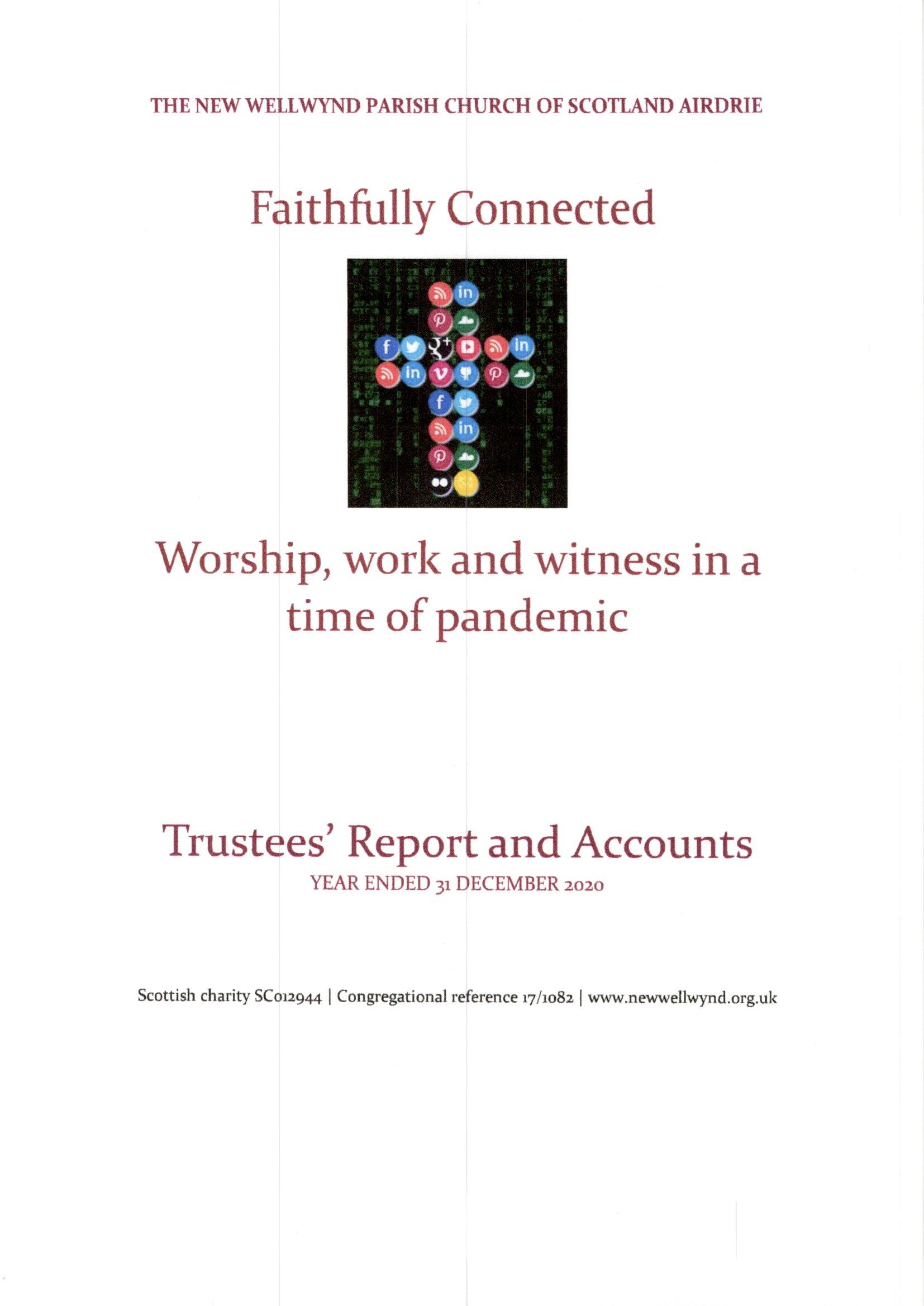 Trustees' Report & Accounts 2020